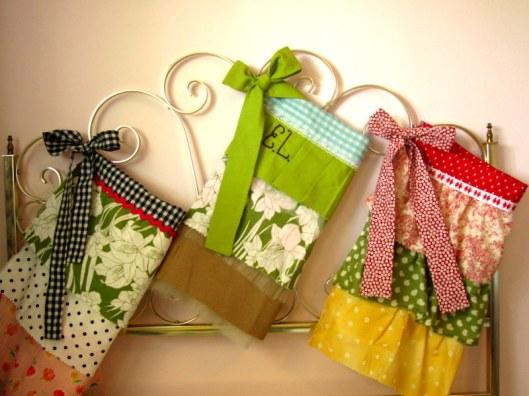 vintage handmade aprons