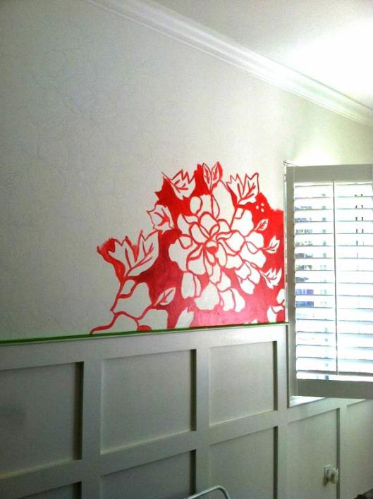 DIY-mural-wallpaper