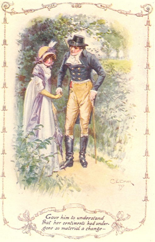 pride and prejudice understanding marriage The first marriage we encounter in pride and prejudice is mr and mrs bennet's these two illustrate magnificently by negative example just how crucial respect for one another is to marital bliss.