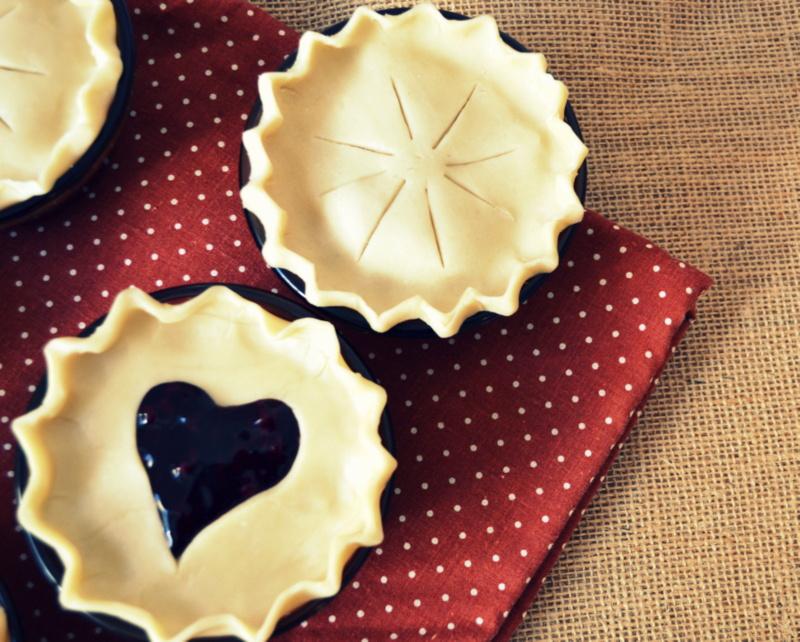 mini-pies thanksgiving recipes