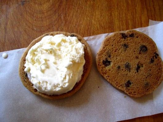 ice cream sandwich recips