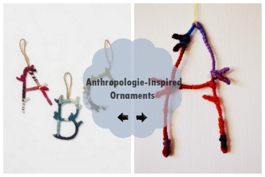 anthropologie ornament