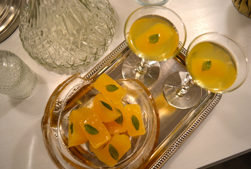 vintage new years drink recipe