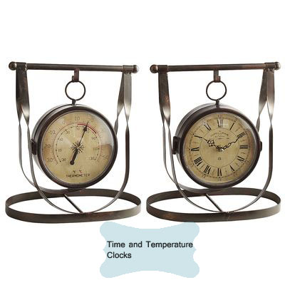 pier one clocks