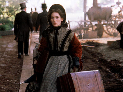 little women winona ryder
