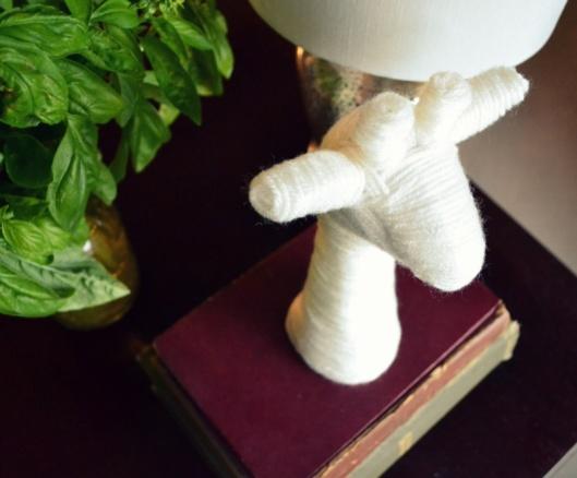 diy animal figurine
