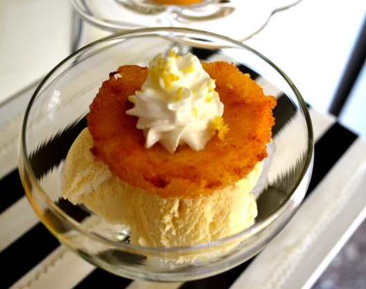 lemon cheesecake cocktail