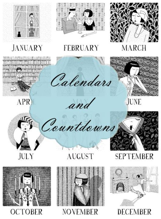 flapperdoodle 2013 calendar
