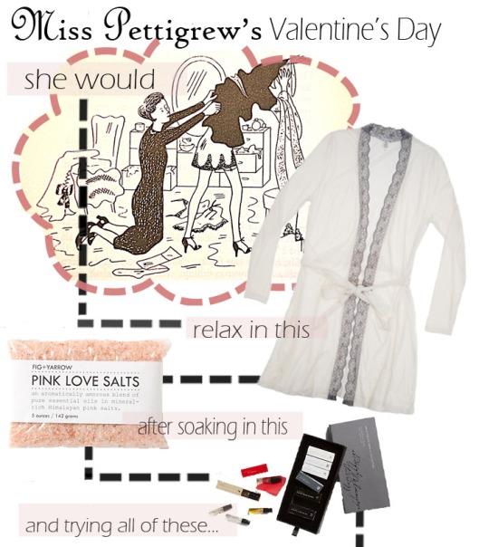 miss pettigrew valentines gift ideas