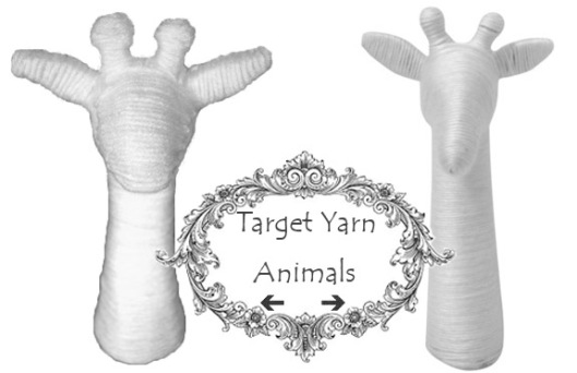 yarn figurine