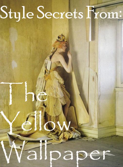 yellow wallpaper copy