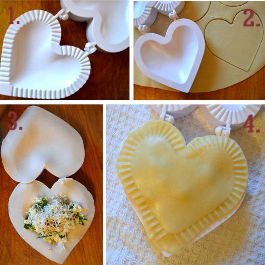 valentine breakfast quiche