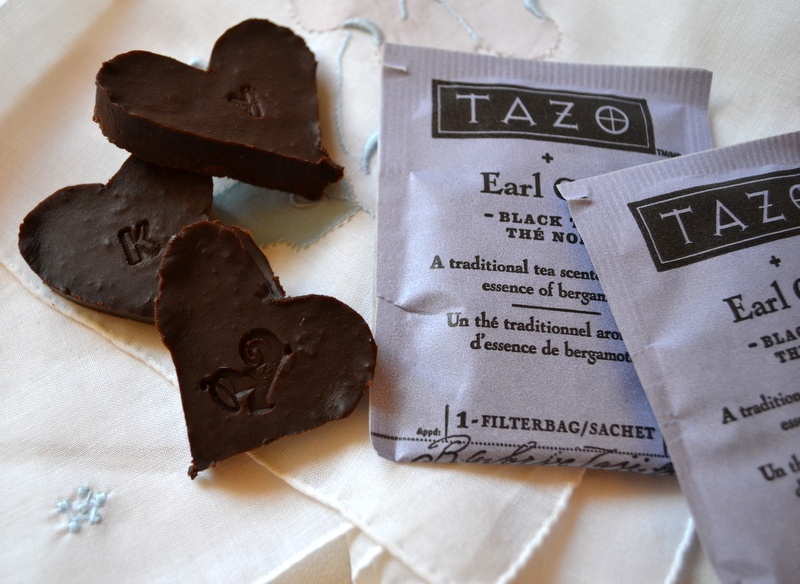 valentines engraved truffle recipe