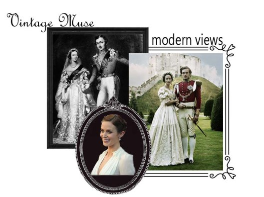 vintage muse modern views: queen victoria
