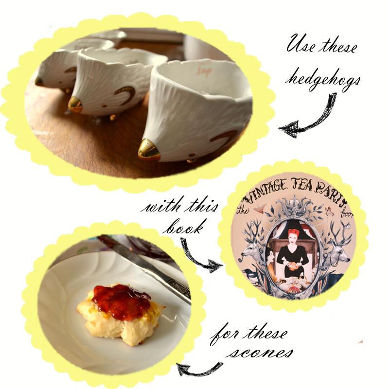 lemon scones tomake