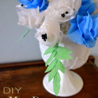 May-Day Streamer Bouquet: DIY