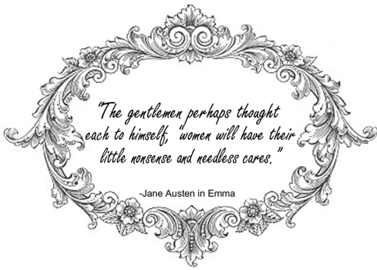 jane austen emma quote