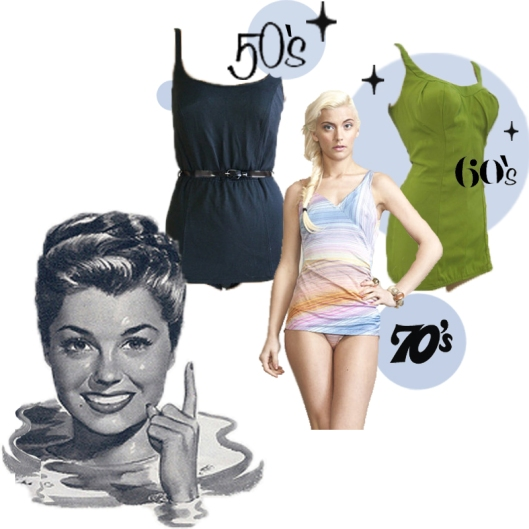 esther williams vintage bathing suits