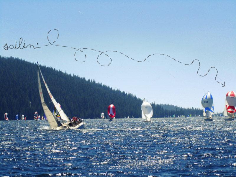 sailin